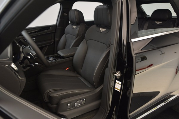 Used 2018 Bentley Bentayga Onyx Edition for sale $139,900 at Pagani of Greenwich in Greenwich CT 06830 20