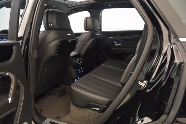 Used 2018 Bentley Bentayga Onyx Edition for sale $139,900 at Pagani of Greenwich in Greenwich CT 06830 22
