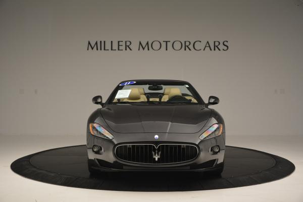 Used 2011 Maserati GranTurismo Base for sale Sold at Pagani of Greenwich in Greenwich CT 06830 12