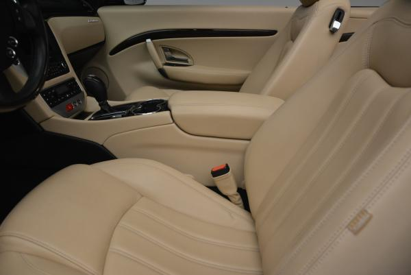 Used 2011 Maserati GranTurismo Base for sale Sold at Pagani of Greenwich in Greenwich CT 06830 27