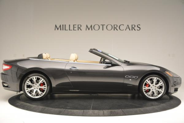 Used 2011 Maserati GranTurismo Base for sale Sold at Pagani of Greenwich in Greenwich CT 06830 9