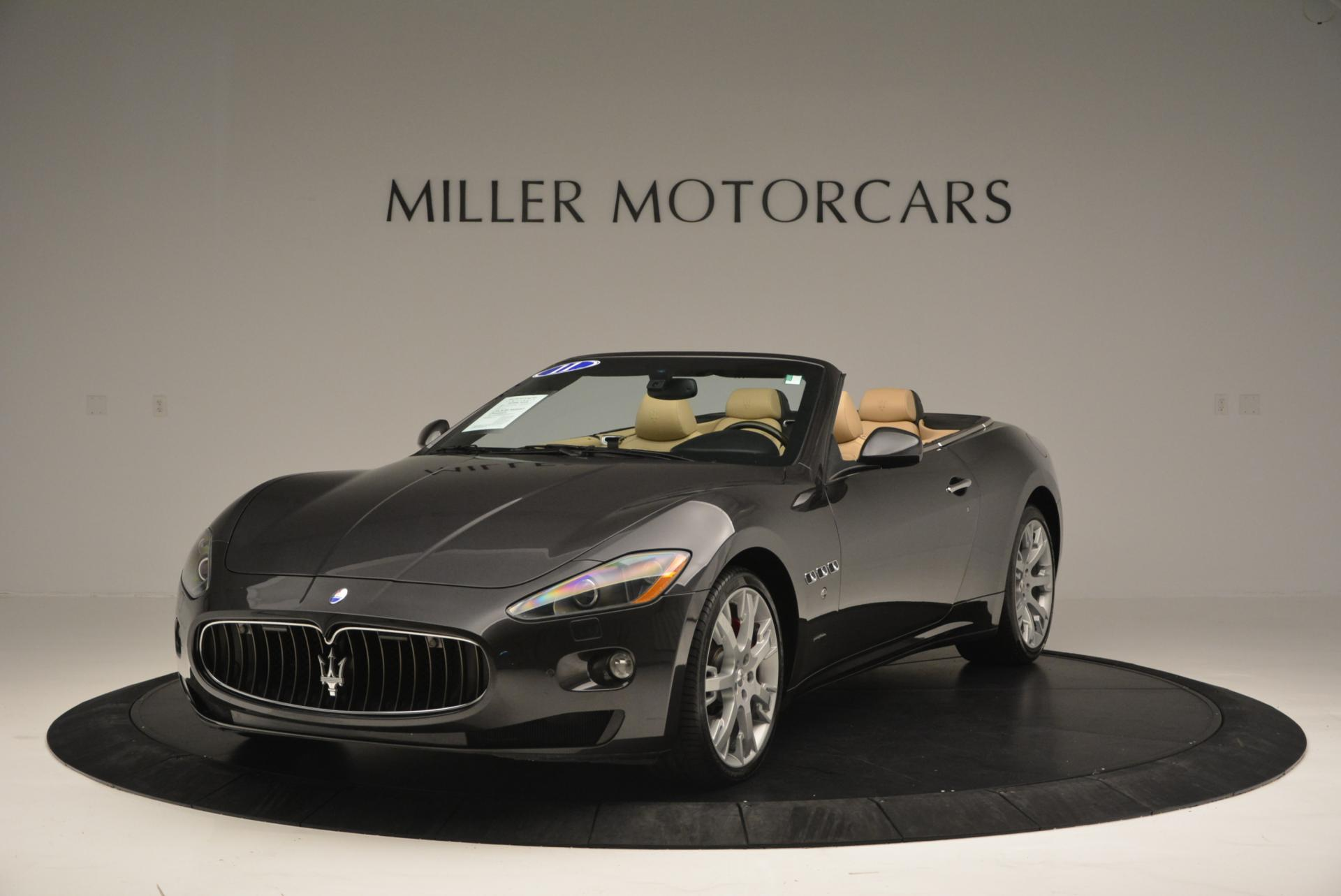 Used 2011 Maserati GranTurismo Base for sale Sold at Pagani of Greenwich in Greenwich CT 06830 1