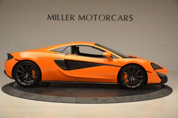 New 2018 McLaren 570S Spider for sale Sold at Pagani of Greenwich in Greenwich CT 06830 20