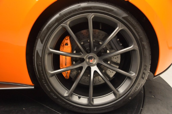 New 2018 McLaren 570S Spider for sale Sold at Pagani of Greenwich in Greenwich CT 06830 24
