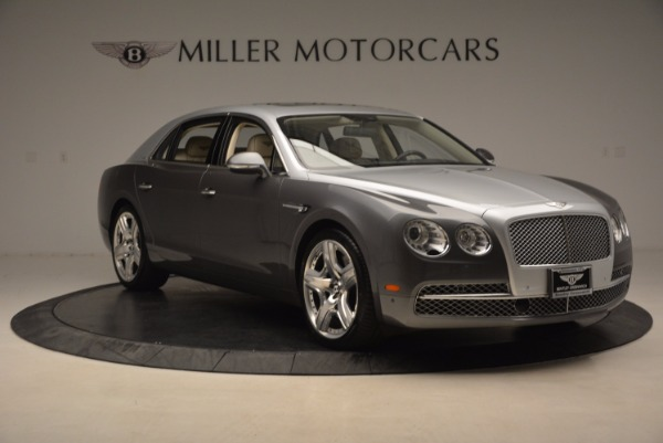 Used 2015 Bentley Flying Spur W12 for sale Sold at Pagani of Greenwich in Greenwich CT 06830 11