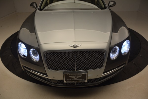 Used 2015 Bentley Flying Spur W12 for sale Sold at Pagani of Greenwich in Greenwich CT 06830 17