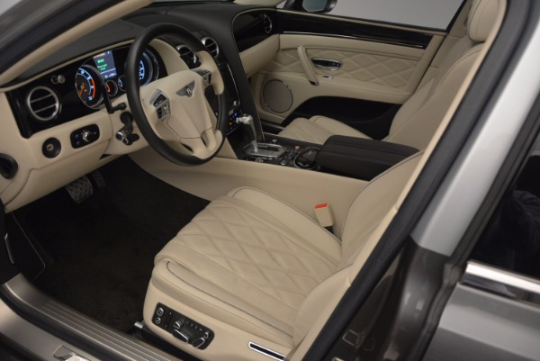 Used 2015 Bentley Flying Spur W12 for sale Sold at Pagani of Greenwich in Greenwich CT 06830 22