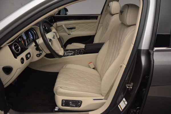 Used 2015 Bentley Flying Spur W12 for sale Sold at Pagani of Greenwich in Greenwich CT 06830 23