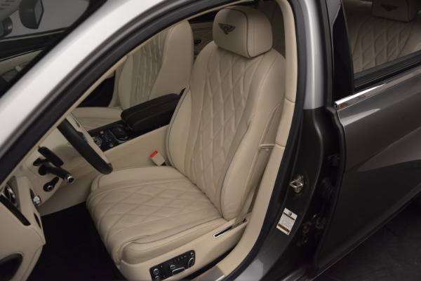 Used 2015 Bentley Flying Spur W12 for sale Sold at Pagani of Greenwich in Greenwich CT 06830 24