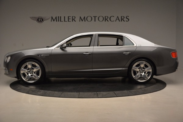 Used 2015 Bentley Flying Spur W12 for sale Sold at Pagani of Greenwich in Greenwich CT 06830 3