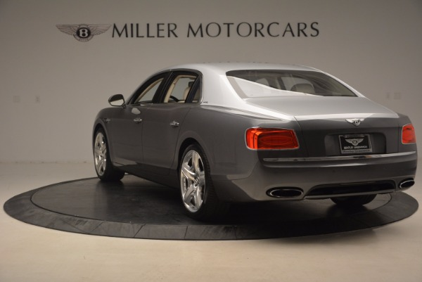 Used 2015 Bentley Flying Spur W12 for sale Sold at Pagani of Greenwich in Greenwich CT 06830 5