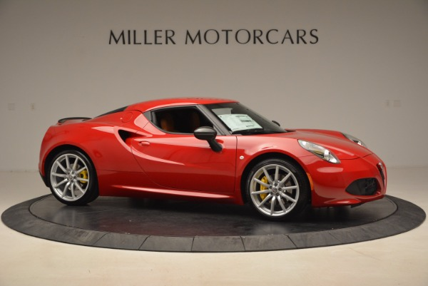 New 2018 Alfa Romeo 4C Coupe for sale Sold at Pagani of Greenwich in Greenwich CT 06830 10