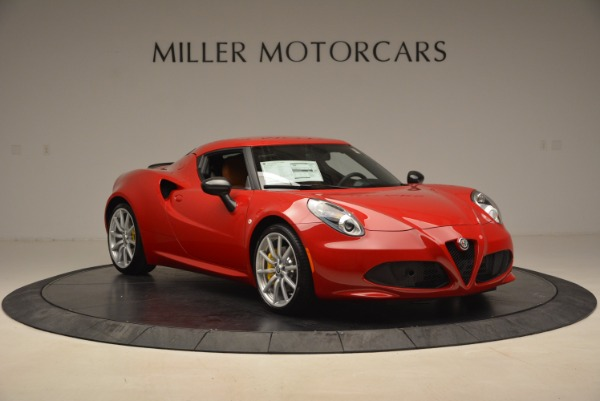 New 2018 Alfa Romeo 4C Coupe for sale Sold at Pagani of Greenwich in Greenwich CT 06830 11