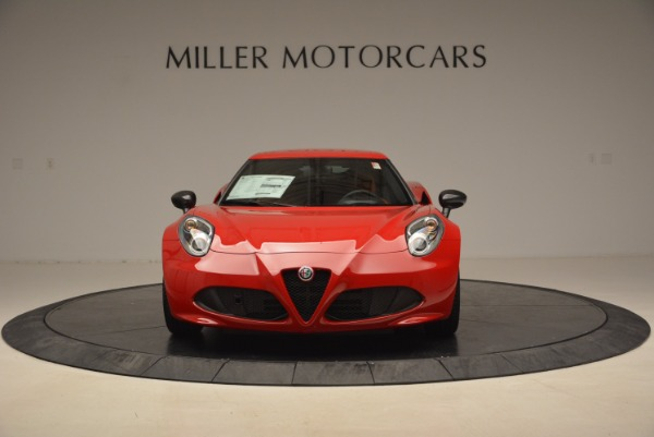 New 2018 Alfa Romeo 4C Coupe for sale Sold at Pagani of Greenwich in Greenwich CT 06830 12