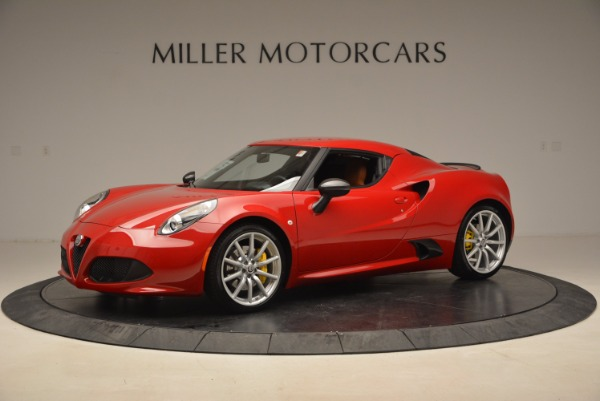 New 2018 Alfa Romeo 4C Coupe for sale Sold at Pagani of Greenwich in Greenwich CT 06830 2