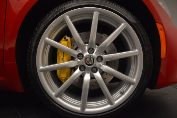 New 2018 Alfa Romeo 4C Coupe for sale Sold at Pagani of Greenwich in Greenwich CT 06830 23
