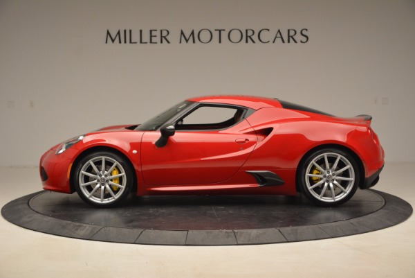 New 2018 Alfa Romeo 4C Coupe for sale Sold at Pagani of Greenwich in Greenwich CT 06830 3