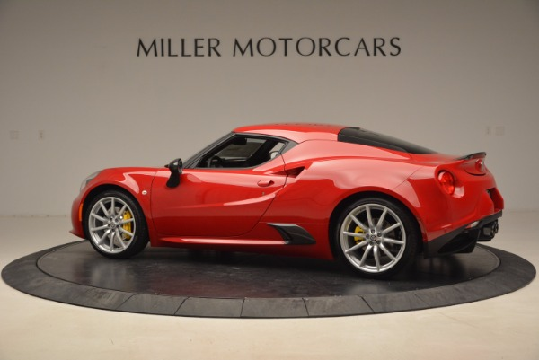 New 2018 Alfa Romeo 4C Coupe for sale Sold at Pagani of Greenwich in Greenwich CT 06830 4
