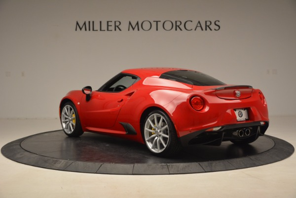 New 2018 Alfa Romeo 4C Coupe for sale Sold at Pagani of Greenwich in Greenwich CT 06830 5