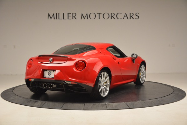 New 2018 Alfa Romeo 4C Coupe for sale Sold at Pagani of Greenwich in Greenwich CT 06830 7