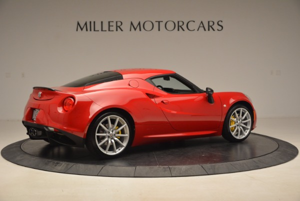 New 2018 Alfa Romeo 4C Coupe for sale Sold at Pagani of Greenwich in Greenwich CT 06830 8