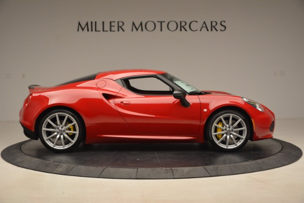 New 2018 Alfa Romeo 4C Coupe for sale Sold at Pagani of Greenwich in Greenwich CT 06830 9