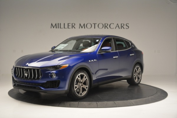 Used 2018 Maserati Levante Q4 for sale Sold at Pagani of Greenwich in Greenwich CT 06830 4