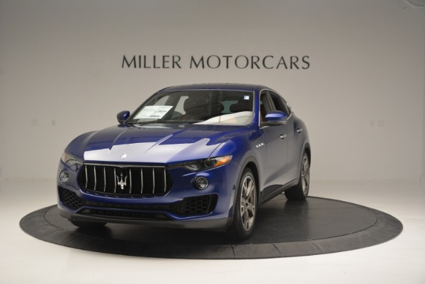 Used 2018 Maserati Levante Q4 for sale Sold at Pagani of Greenwich in Greenwich CT 06830 1