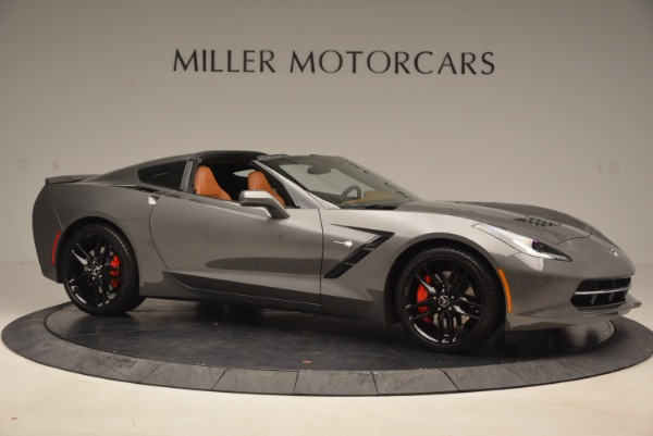 Used 2015 Chevrolet Corvette Stingray Z51 for sale Sold at Pagani of Greenwich in Greenwich CT 06830 10