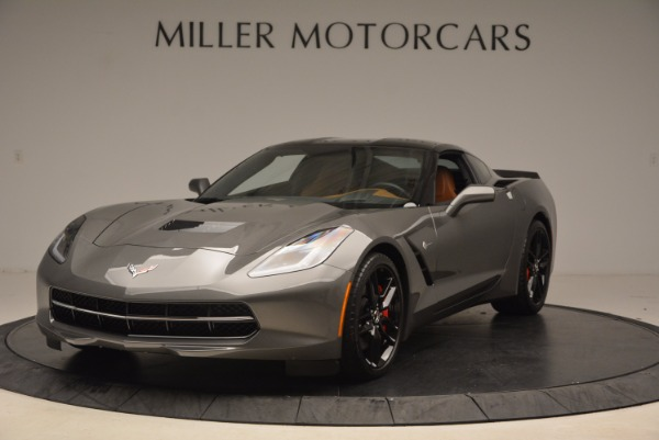 Used 2015 Chevrolet Corvette Stingray Z51 for sale Sold at Pagani of Greenwich in Greenwich CT 06830 13