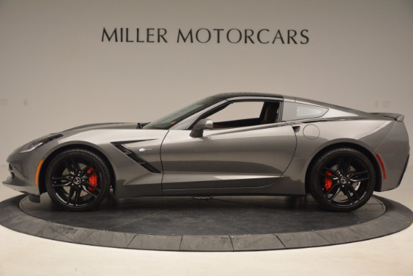 Used 2015 Chevrolet Corvette Stingray Z51 for sale Sold at Pagani of Greenwich in Greenwich CT 06830 15
