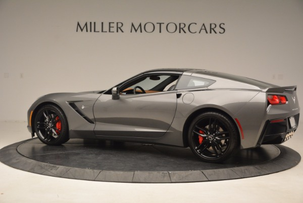 Used 2015 Chevrolet Corvette Stingray Z51 for sale Sold at Pagani of Greenwich in Greenwich CT 06830 16