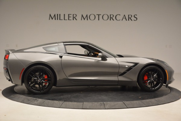 Used 2015 Chevrolet Corvette Stingray Z51 for sale Sold at Pagani of Greenwich in Greenwich CT 06830 21