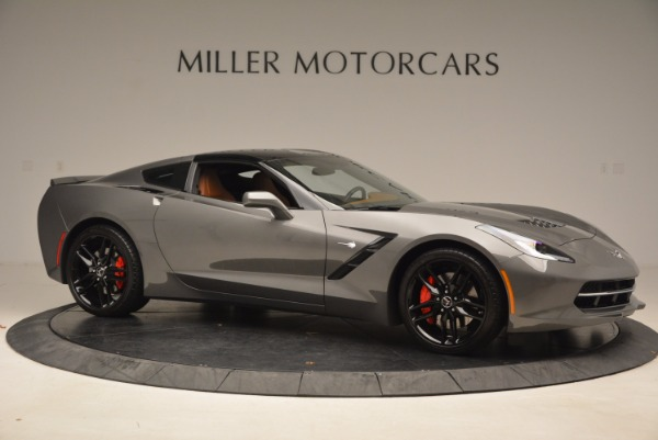 Used 2015 Chevrolet Corvette Stingray Z51 for sale Sold at Pagani of Greenwich in Greenwich CT 06830 22