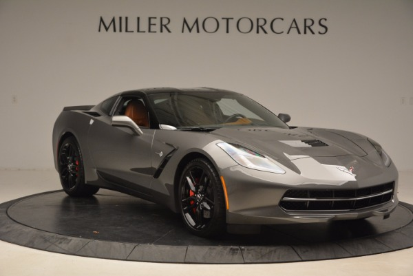 Used 2015 Chevrolet Corvette Stingray Z51 for sale Sold at Pagani of Greenwich in Greenwich CT 06830 23