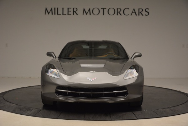 Used 2015 Chevrolet Corvette Stingray Z51 for sale Sold at Pagani of Greenwich in Greenwich CT 06830 24