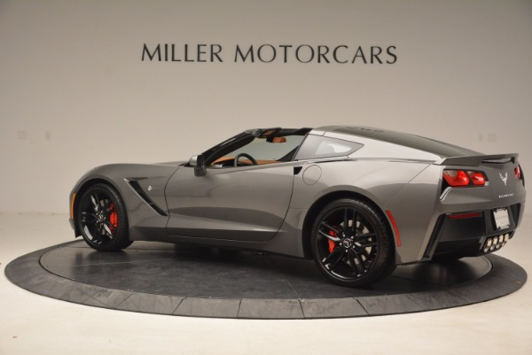 Used 2015 Chevrolet Corvette Stingray Z51 for sale Sold at Pagani of Greenwich in Greenwich CT 06830 4