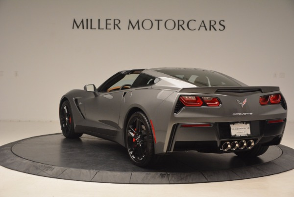 Used 2015 Chevrolet Corvette Stingray Z51 for sale Sold at Pagani of Greenwich in Greenwich CT 06830 5