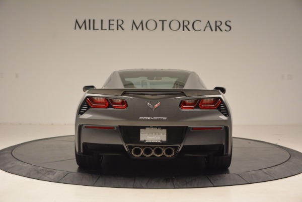 Used 2015 Chevrolet Corvette Stingray Z51 for sale Sold at Pagani of Greenwich in Greenwich CT 06830 6