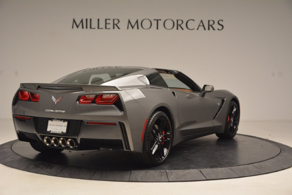 Used 2015 Chevrolet Corvette Stingray Z51 for sale Sold at Pagani of Greenwich in Greenwich CT 06830 7