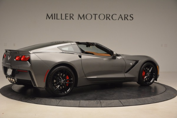 Used 2015 Chevrolet Corvette Stingray Z51 for sale Sold at Pagani of Greenwich in Greenwich CT 06830 8