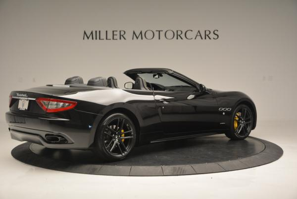 New 2017 Maserati GranTurismo Convertible Sport for sale Sold at Pagani of Greenwich in Greenwich CT 06830 11