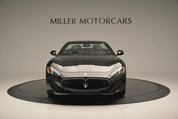 New 2017 Maserati GranTurismo Convertible Sport for sale Sold at Pagani of Greenwich in Greenwich CT 06830 18