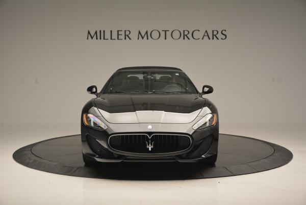 New 2017 Maserati GranTurismo Convertible Sport for sale Sold at Pagani of Greenwich in Greenwich CT 06830 19