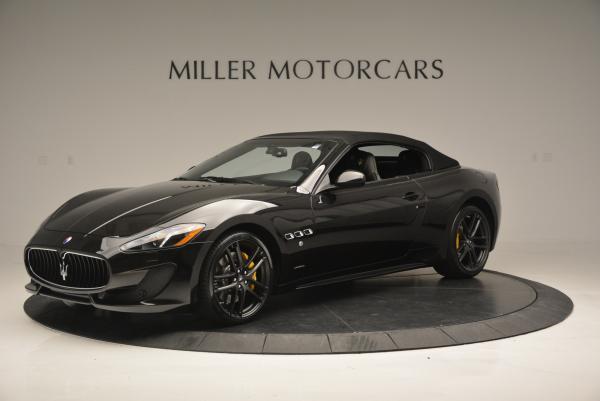 New 2017 Maserati GranTurismo Convertible Sport for sale Sold at Pagani of Greenwich in Greenwich CT 06830 4