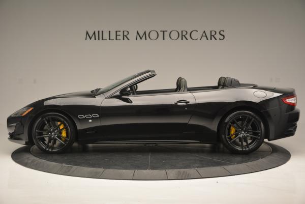 New 2017 Maserati GranTurismo Convertible Sport for sale Sold at Pagani of Greenwich in Greenwich CT 06830 5