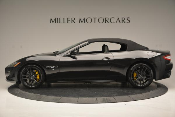 New 2017 Maserati GranTurismo Convertible Sport for sale Sold at Pagani of Greenwich in Greenwich CT 06830 6