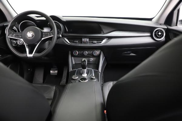 Used 2018 Alfa Romeo Stelvio Q4 for sale Sold at Pagani of Greenwich in Greenwich CT 06830 17