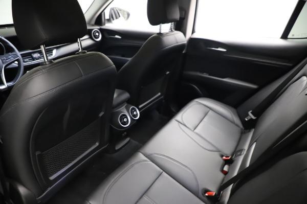 Used 2018 Alfa Romeo Stelvio Q4 for sale Sold at Pagani of Greenwich in Greenwich CT 06830 20