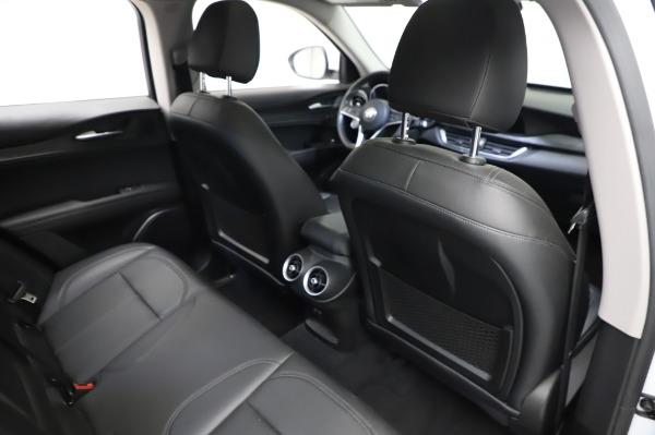 Used 2018 Alfa Romeo Stelvio Q4 for sale Sold at Pagani of Greenwich in Greenwich CT 06830 26